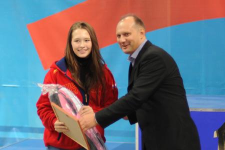Ольга Морозова и Андрей Антропов